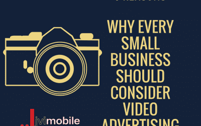 6 Reasons Why Every Small Business Should Consider Video Advertising