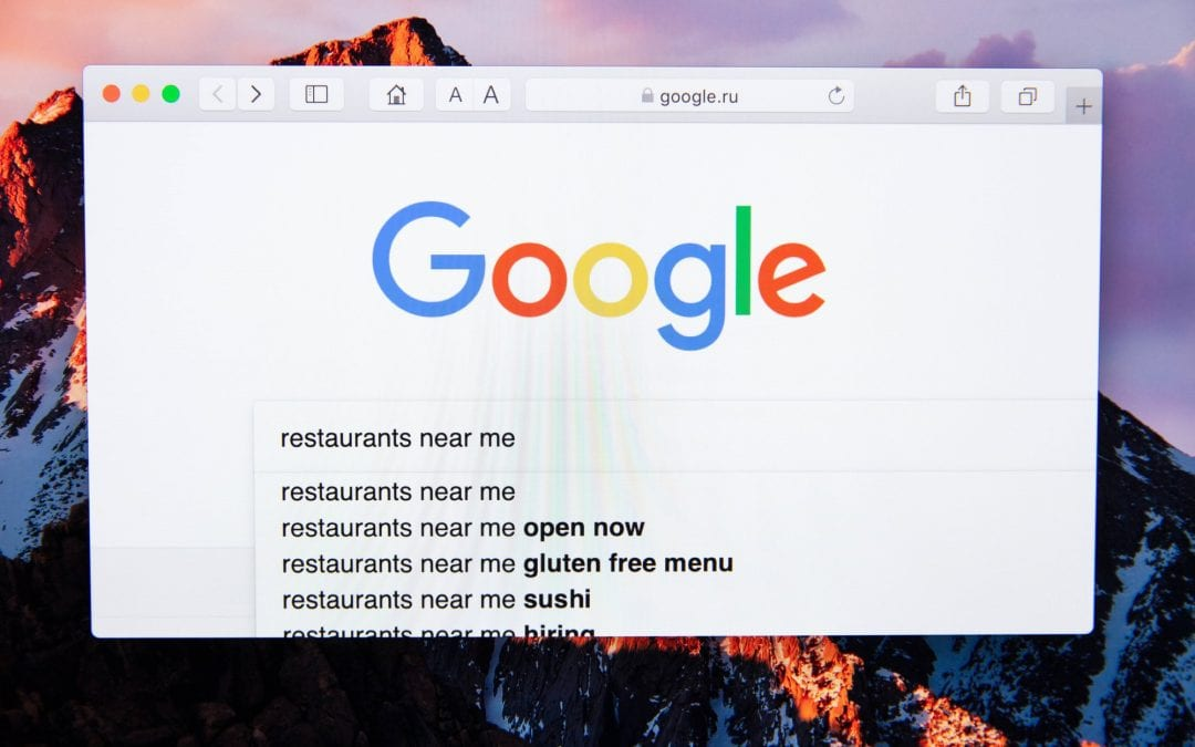 "How to Rank for ""Businesses Near Me"" Local Searches"
